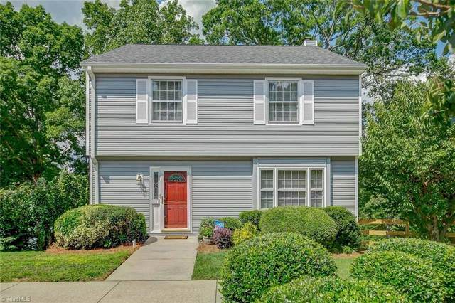 2711 Centennial Street, High Point, NC 27265 (MLS #989233) :: Ward & Ward Properties, LLC