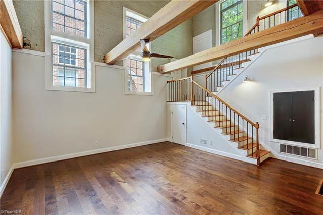 215 Tar Branch Court, Winston Salem, NC 27101 (MLS #989243) :: Ward & Ward Properties, LLC