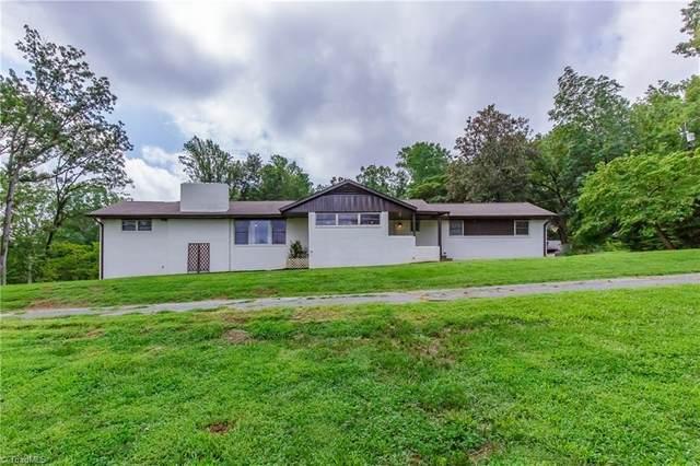 3116 Pond Road, Burlington, NC 27215 (MLS #989251) :: Berkshire Hathaway HomeServices Carolinas Realty