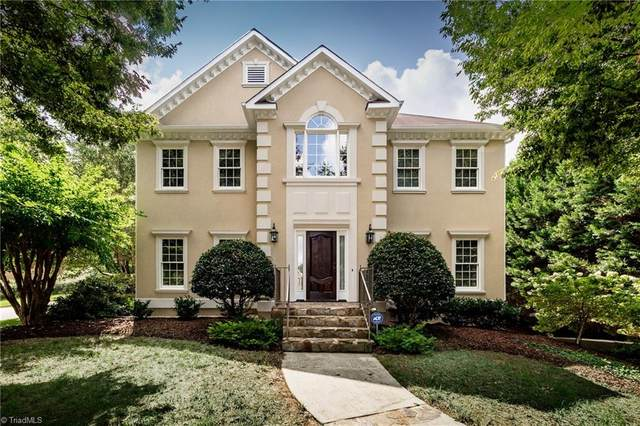 6635 Lake Dale Way, Clemmons, NC 27012 (#989272) :: Premier Realty NC