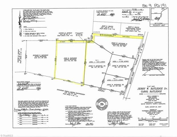 0 Stony Field Trail, Mocksville, NC 27028 (MLS #989282) :: Team Nicholson