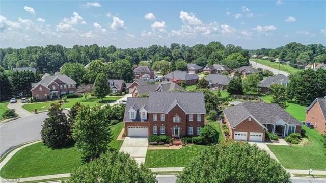 930 Clyde Edgerton Drive, Kernersville, NC 27284 (MLS #989283) :: Greta Frye & Associates | KW Realty Elite