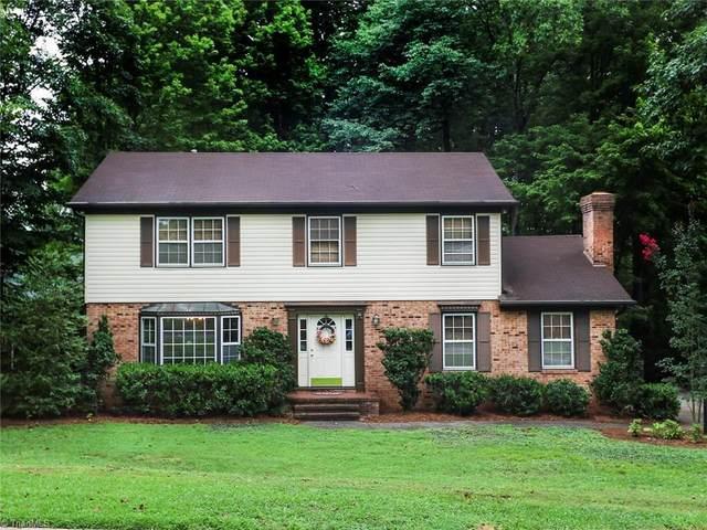 3708 Rhynewood Drive, Greensboro, NC 27410 (MLS #989348) :: Greta Frye & Associates | KW Realty Elite