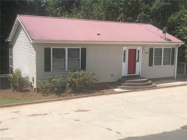 120 Blue Bird Drive, New London, NC 28127 (MLS #989349) :: Ward & Ward Properties, LLC