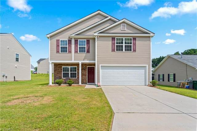 337 Olivet Lane, Winston Salem, NC 27107 (MLS #989358) :: Ward & Ward Properties, LLC