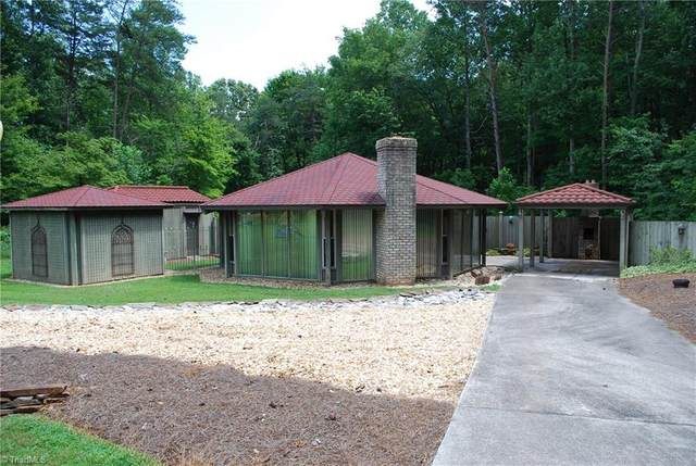 464 Turkey Foot Road, Mocksville, NC 27028 (#989487) :: Premier Realty NC