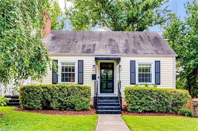 2607 Sherwood Street, Greensboro, NC 27403 (#989519) :: Premier Realty NC