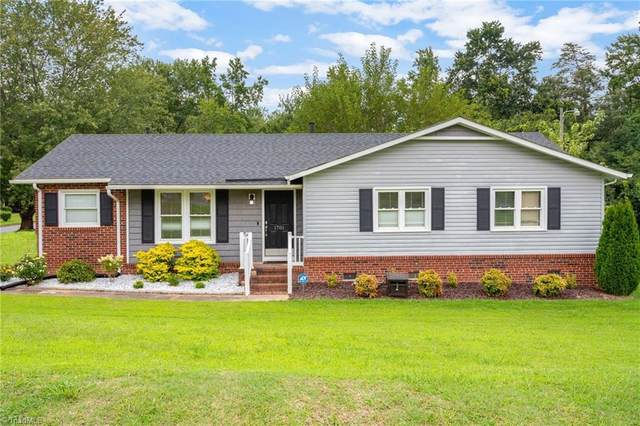 1701 Bolingbroke Road, High Point, NC 27265 (MLS #989532) :: Ward & Ward Properties, LLC