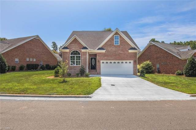 143 Mabel Hartman Court, Clemmons, NC 27012 (#989537) :: Premier Realty NC
