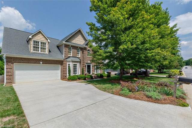 3404 Old Barn Road, Greensboro, NC 27410 (#989539) :: Premier Realty NC