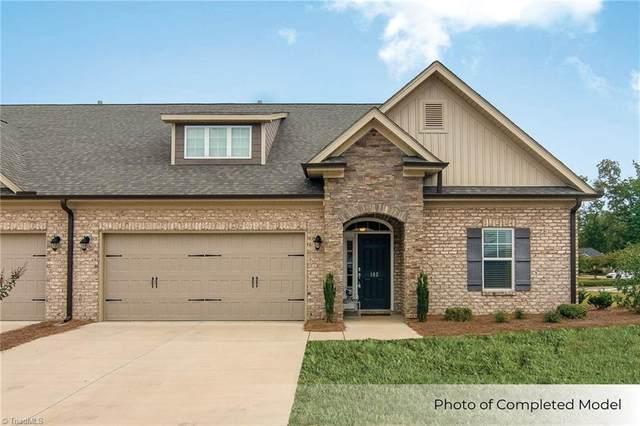 1612 Magnolia Park Drive, Clemmons, NC 27012 (#989558) :: Premier Realty NC