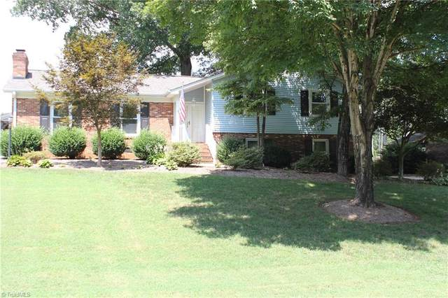 214 Terrace Drive, Lexington, NC 27295 (MLS #989578) :: Lewis & Clark, Realtors®