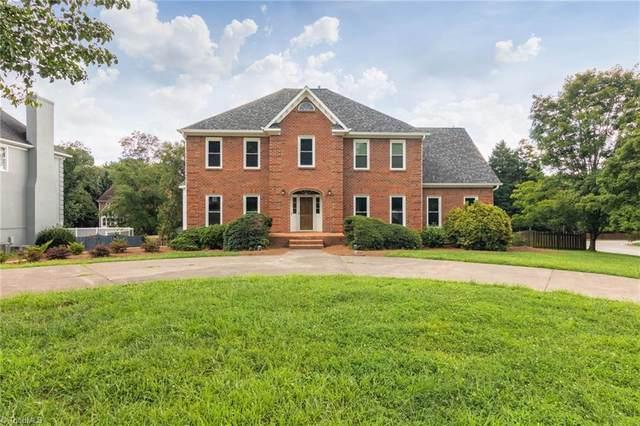 1450 Thornhill Lane, Winston Salem, NC 27106 (MLS #989612) :: Lewis & Clark, Realtors®