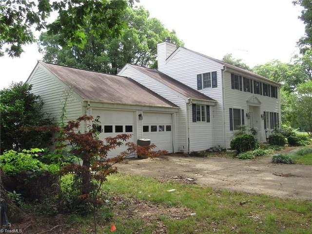 10334 Nc Highway 150, Reidsville, NC 27320 (MLS #989634) :: Berkshire Hathaway HomeServices Carolinas Realty