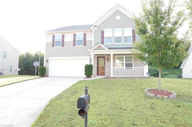 1633 Weatherend Drive, Winston Salem, NC 27045 (#989637) :: Premier Realty NC
