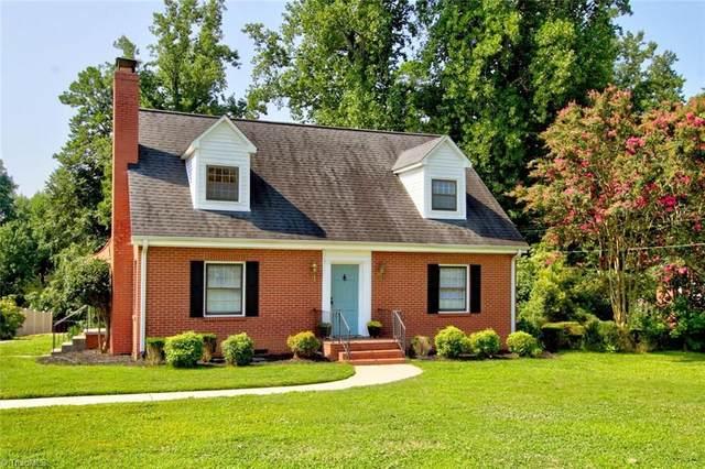 1411 Arbor Drive, Salisbury, NC 28144 (MLS #989640) :: Berkshire Hathaway HomeServices Carolinas Realty