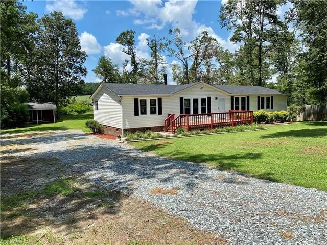 6835 Woody Ridge Road, Snow Camp, NC 27349 (MLS #989644) :: Berkshire Hathaway HomeServices Carolinas Realty