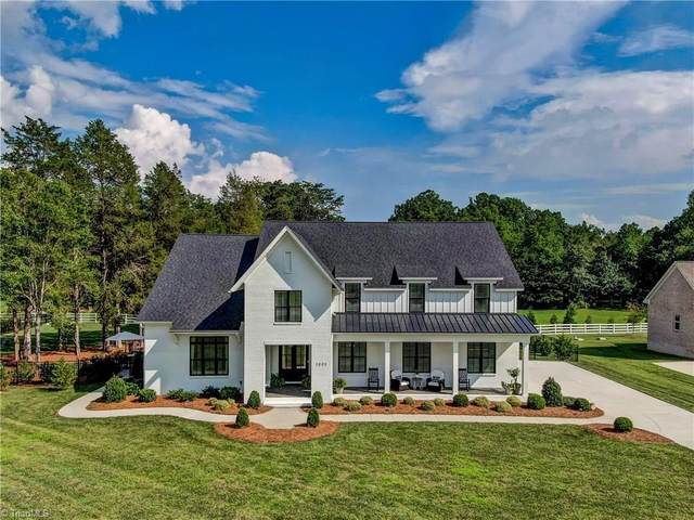 3805 Eagle Downs Way, Summerfield, NC 27358 (MLS #989645) :: Lewis & Clark, Realtors®