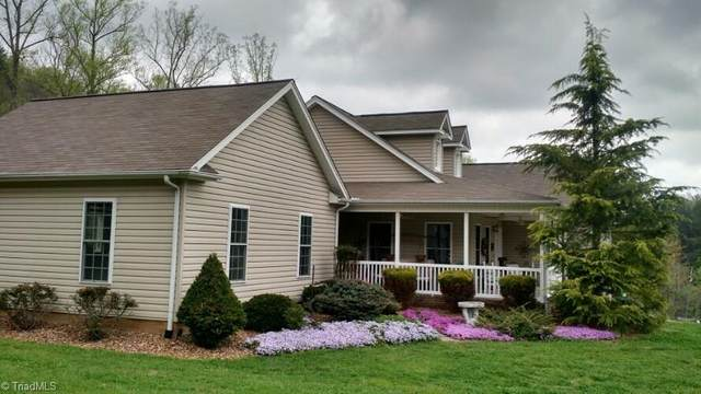 5222 Nc Highway 16, Moravian Falls, NC 28654 (MLS #989651) :: Ward & Ward Properties, LLC
