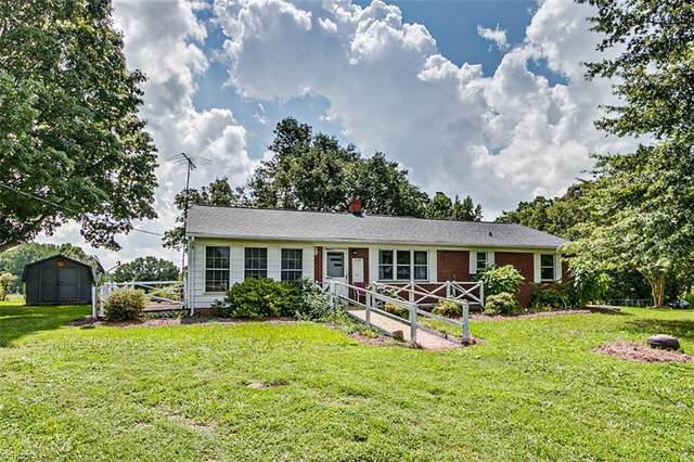 3128 Nc Highway 49, Liberty, NC 27298 (MLS #989652) :: Berkshire Hathaway HomeServices Carolinas Realty