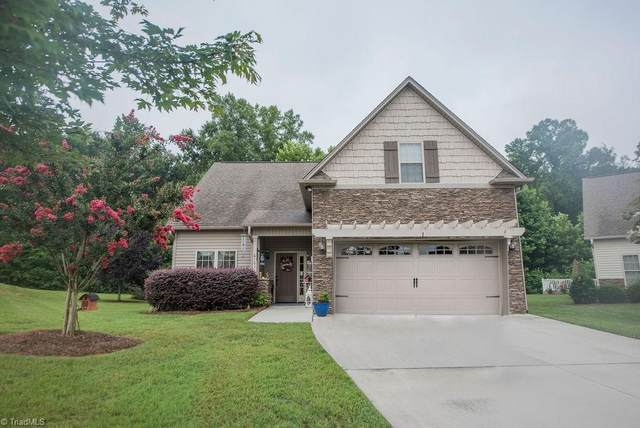 6181 Sunny Brook Drive, Clemmons, NC 27012 (#989674) :: Premier Realty NC