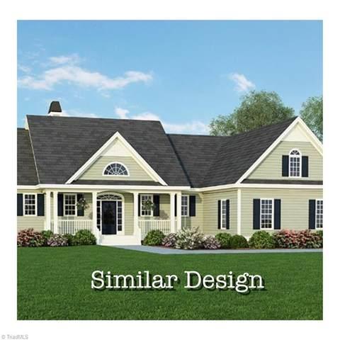 949 Chamberlin Drive, Asheboro, NC 27205 (MLS #989711) :: Ward & Ward Properties, LLC