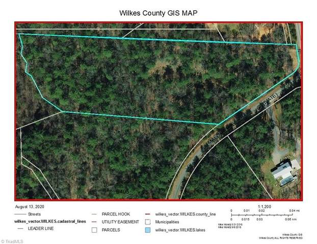 Lot 1 Decoy Drive, Wilkesboro, NC 28697 (MLS #989727) :: Ward & Ward Properties, LLC