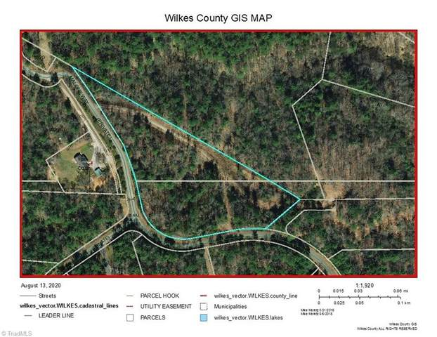 000 Malone Way, Wilkesboro, NC 28697 (MLS #989740) :: Ward & Ward Properties, LLC