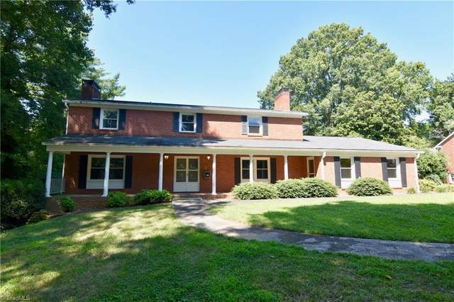 2958 Buena Vista Road, Winston Salem, NC 27106 (MLS #989808) :: Ward & Ward Properties, LLC