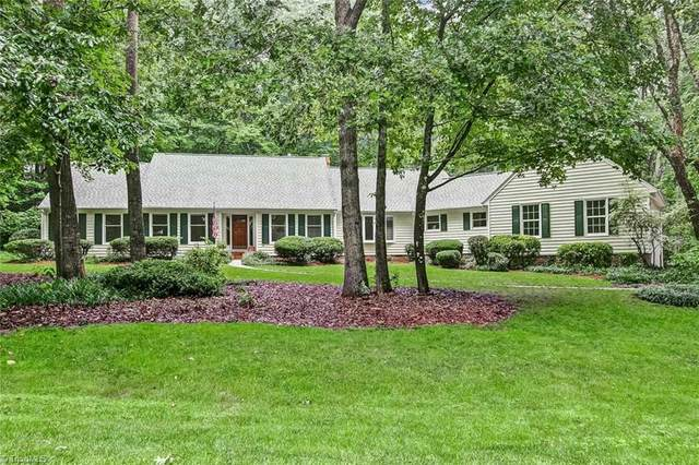 5513 Faye Drive, Greensboro, NC 27410 (MLS #989844) :: Greta Frye & Associates | KW Realty Elite