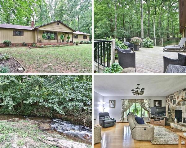 287 Roberson Creek Lane, Dobson, NC 27017 (MLS #990031) :: Team Nicholson