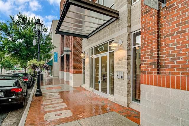 530 N Trade Street #401, Winston Salem, NC 27101 (MLS #990252) :: Greta Frye & Associates | KW Realty Elite