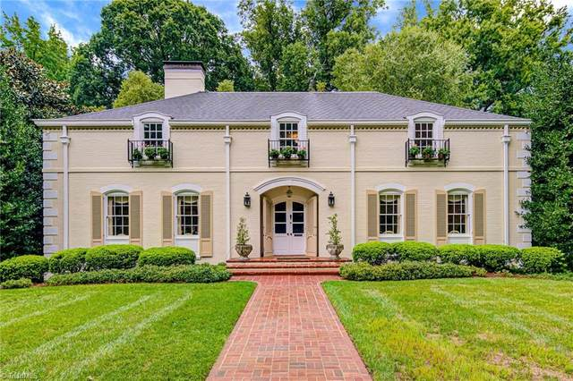 2000 Virginia Road, Winston Salem, NC 27104 (MLS #990291) :: Ward & Ward Properties, LLC