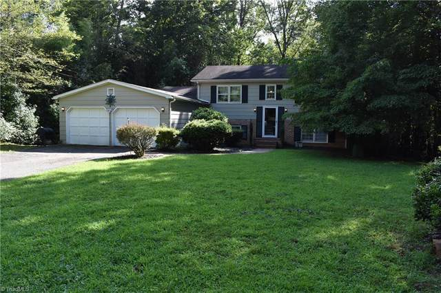 115 Pine Tree Trail, Mount Airy, NC 27030 (MLS #990370) :: Berkshire Hathaway HomeServices Carolinas Realty
