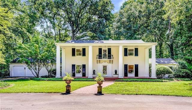 5703 Anson Road, Greensboro, NC 27407 (MLS #990389) :: Ward & Ward Properties, LLC