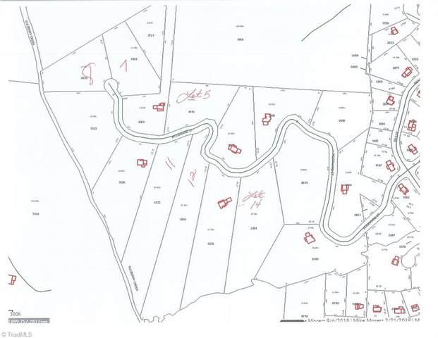 TBD Woodward Street, North Wilkesboro, NC 28659 (#991443) :: Premier Realty NC