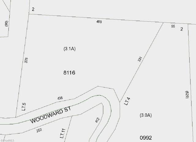 Lot #5 Woodward Street, North Wilkesboro, NC 28659 (#991490) :: Premier Realty NC