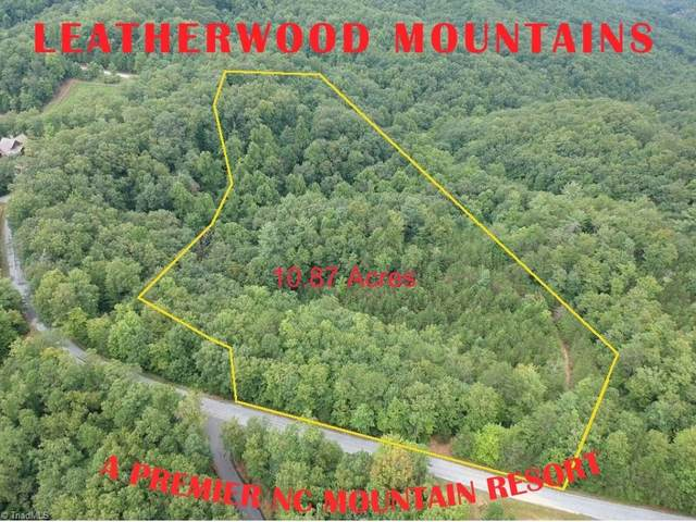 TBD Elk Ridge Road, Ferguson, NC 28624 (#991522) :: Mossy Oak Properties Land and Luxury