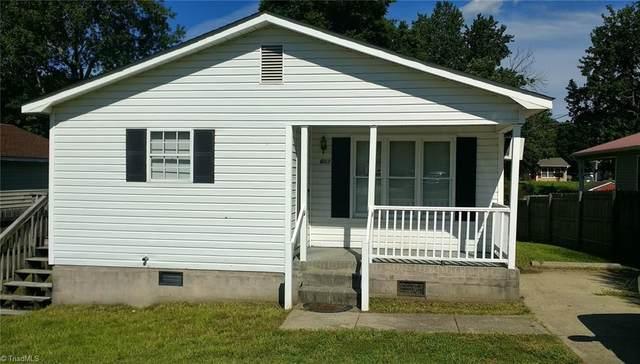 603 Martin Luther King Drive, Thomasville, NC 27360 (MLS #991567) :: Team Nicholson