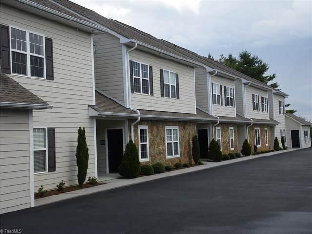 40 Club Villa Drive #500, Roaring Gap, NC 28668 (#991603) :: Premier Realty NC