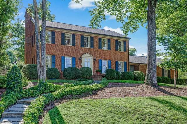 1260 Westminster Drive, High Point, NC 27262 (MLS #991657) :: Berkshire Hathaway HomeServices Carolinas Realty