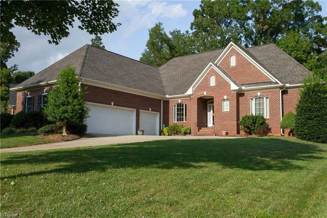 706 Golf House Road W, Whitsett, NC 27377 (MLS #991721) :: Greta Frye & Associates | KW Realty Elite