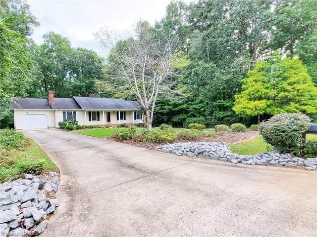 1227 E Mine Street, Asheboro, NC 27205 (MLS #991772) :: Ward & Ward Properties, LLC