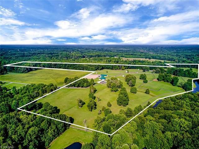 7600 Millbrook Road, Summerfield, NC 27358 (MLS #991776) :: Berkshire Hathaway HomeServices Carolinas Realty