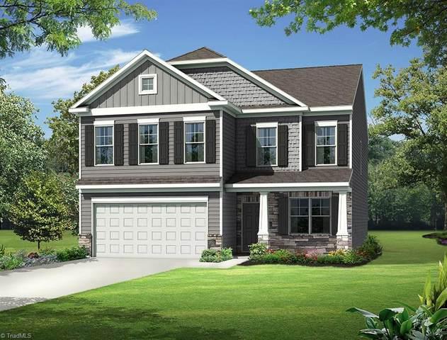 5189 Quail Forest Drive, Clemmons, NC 27012 (MLS #991791) :: Team Nicholson