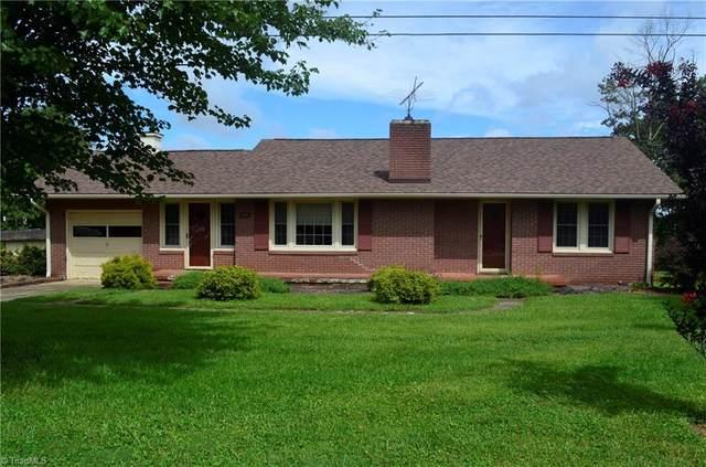 229 Gentry Street, North Wilkesboro, NC 28659 (MLS #991807) :: Ward & Ward Properties, LLC
