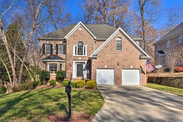 4511 Jamesford Drive, Jamestown, NC 27282 (MLS #991836) :: Berkshire Hathaway HomeServices Carolinas Realty