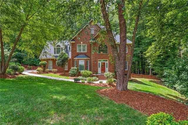 1819 Wild Fern Drive, Oak Ridge, NC 27310 (MLS #991872) :: Greta Frye & Associates | KW Realty Elite