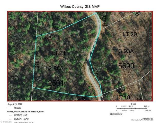21 Rosebrier Road, Boomer, NC 28606 (#991999) :: Mossy Oak Properties Land and Luxury