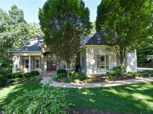 6091 Mountain Brook Road, Greensboro, NC 27455 (MLS #992033) :: Ward & Ward Properties, LLC